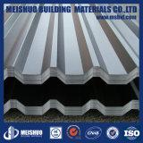 Покрасьте Coated гофрированный сталью материал крыши покрывая
