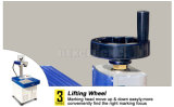 металл маркировки лазера волокна 30W/машина неметалла для сбывания