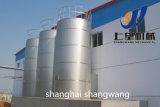 De Tank van het Staal van Staniless voor de Opslag van de Melk/de Tank van het Water