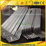 Aluminium Usine Produire Anodisation Aluminium Extrusion Profil CNC