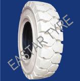 Neumáticos industriales, neumático sólido de la carretilla elevadora, neumático de la carretilla elevadora 825-15