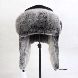 Sombrero del trampero de la piel del Faux del invierno para los hombres