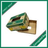 Embalaje de caja de papel de cartón ondulado
