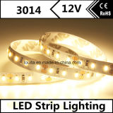3014 sola tira flexible del color 120LED/M LED