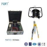 Pqwt-K1 150m tiefes Wasser-Vertiefungs-Inspektion-Kamera-Bohrloch-Inspektion-Kamera