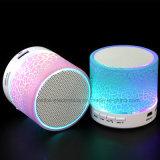 Беспроволочный светильник диктора СИД Bluetooth с логосом напечатал (572)