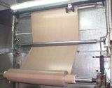 Pano revestido resistente de alta temperatura da fibra de vidro de PTFE que se usou como a correia transportadora
