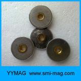 Anillo de la aleación de acero imán permanente para Meter