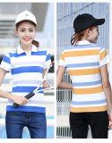 Marca classica di modo delle bande di camicia di polo su ordinazione di marchio dalla Cina