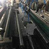 Bolha de ar que corta e máquina de cobertura com cortador do ar