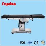 Radiolucent elektrisches Krankenhaus-chirurgischer Tisch mit dem Schieben (HFEOT99)