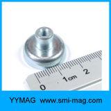 Forte magnete del POT della holding del neodimio di NdFeB con il filetto interno/filetto femminile