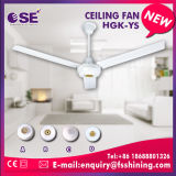 56 Zoll-guter praktischer 3 Schaufel-Decken-Ventilator (Hgk-YS)