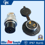 M19 24 AMP Circular 2pin impermeable Cable Conector