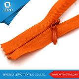 No. 3 Invisible Zipper Polyester pour vêtements