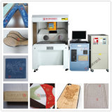 좋은 품질 3D 동적인 청바지 및 바지 Laser 표하기 기계 (GLD-100)