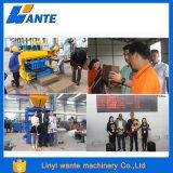 Qt4-15c Automatische Holle Baksteen /Block die Machine vormen