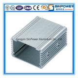 Alluminio personalizzato del dissipatore di calore dall'sporto da 6063 T5/T6