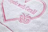 大きい価格の専門家によって刺繍される浴室タオル
