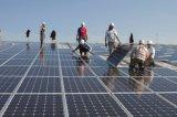 Painéis solares flexíveis materiais da célula solar de Sunpower para barcos