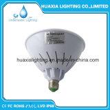 AC220V E27 PAR56 Bombilla LED Piscina Luz subacuática