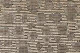 Aislante caliente Placemat tejido PVC antideslizante de la armadura del telar jacquar para Tablemat y el suelo