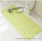 Esteira de banho Non-Slip do banheiro do PVC