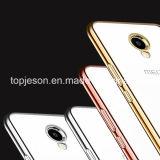 Горячее продавая аргументы за Meizu 3 телефона полного предохранения Electroplated