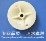 精密プラスチック部品、冷却ファンのためのPA6製品
