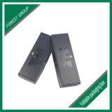 Schwarzer faltbarer Karton-Kasten (FP020000200)