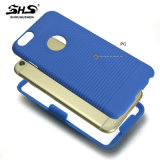 Shs combinado con la caja accesoria móvil del teléfono celular de la PC de la alta calidad del clip de Blet para el iPhone 7