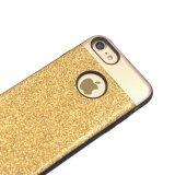 Epoxy schitter het Geval van de Telefoon van de Cel TPU voor iPhone 7