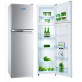 Холодильник двойной двери высокого качества поставщика бытового устройства
