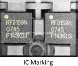 Tipo vertical máquina de Hzlf -10b da marcação do marcador do laser da fibra de China