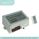 Caja del regulador de piscina luz subacuática del LED remoto
