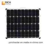 3 сбывания 210W гибких панели солнечных батарей Monocrystalline солнечных Клетк-Горячих в Afica и среднем востоке