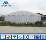 200人アルミニウムフレームのArcumホールのテントの玄関ひさしのテント