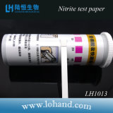 Papel de prueba del nitrito de una mejor calidad/tiras con precio bajo