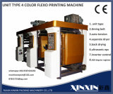 PLC de Omschakelaar van de Controle van het Scherm van de Aanraking past de Machine van de Druk van Flexo van de Snelheid aan