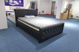 Bâti en cuir de Chaud-Vente de chambre à coucher de meubles d'intérieur