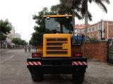 工学/Construction /Earthmovingの機械装置3tonのフロント・エンドローダー