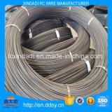 hélice de 4.8m m/espiral/alambre de acero de la PC llana/lisa