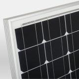neuer Entwurf 95W transparenter Sunpower flexibler Sonnenkollektor-monokristalline Solarzelle für Kleinsystem