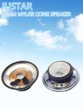 40mm Plastik Kegel-Lautsprecher 4-16ohm 0.5-2W mit RoHS