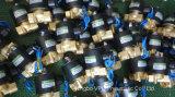 """У.С. Клапан соленоида твердого топлива 1/я воздуха воды 12VDC N/C Viton """" латунный электрический"""