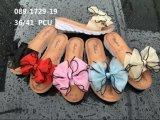 PVC 4季節の吹く女性の靴