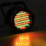 Mini indicatore luminoso all'ingrosso di effetto di fase di RGB di PARITÀ di 86PCS LED (ICON-A019A)