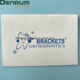 O metal ortodôntico dental suporta cintas padrão de Roth das cintas