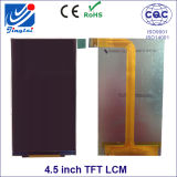 Индикация TFT IPS LCD Fwvga 4.5 ''