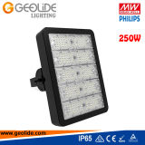QualitätsPhilps SMD 3030 LED Tunnel-Licht 250W mit Cer RoHS (TL101-250W) des Meanwell Fahrer-IP65